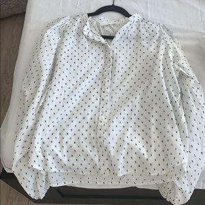 H&M Long sleeve blouse